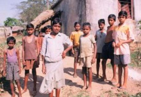 street children of India