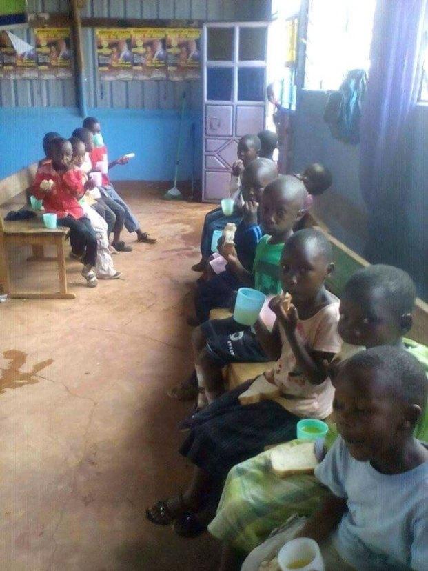 orphans from Kenya
