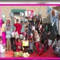 Pastor Jadoon Emmanuel cloths for children